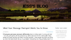 Jess's Mobile Massage- Stay indoors and be pampered! Comox / Courtenay / Cumberland Comox Valley Area image 4
