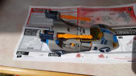 Transformers Armada 2002 Blurr
