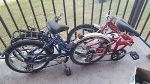 Velo pliable/Foldable bike