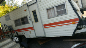 21 ft camping trailer 1981 prowler
