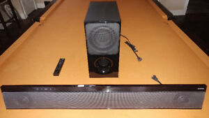 Sony Sound Bar  Model SA-CT390