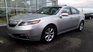 Acura TL Technology Package 2013