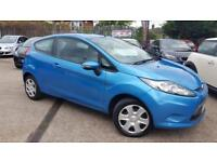 2009 Ford Fiesta 1.25*LOW MILEAGE*FULL SERVICE HISTORY*GOOD CONDITION