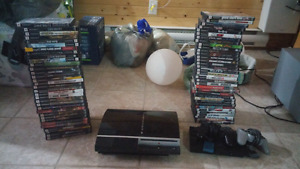 Ps2 and ps3 moving sale