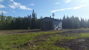 Reduced to sell. 40 acres with shop Prince George British Columbia image 3