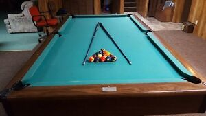 Snooker pool table for sale $500.00 OBO