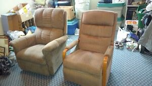 Lazyboy Rocker recliner swivel and recliner