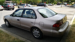 1999 Toyota Corolla LE 4DR for sale