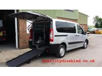 2012 Peugeot Expert Tepee 2.0HDi Wheelchair Disabled Accessible Vehicle MPV