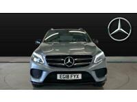 2018 Mercedes-Benz GLE 250d 4Matic AMG Night Ed Prem + 5dr 9G-Tronic Diesel Esta