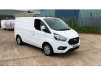 2019 Ford Transit Custom 300 L1 Diesel Fwd 2.0 EcoBlue 130ps Low Roof Limited Va