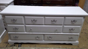 7 professionally painted dressers / desks from $170 - $210 each