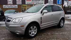 CERTIFIED 2008 SATURN VUE XR AWD - REMOTE START + MORE - YORKTON