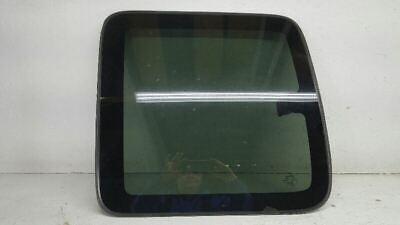 OEM Driver Rear Door Glass Classic Style Fits 99-07 SIERRA 1500 PICKUP 254568