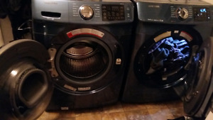 Samsung Washer and Dryer - New