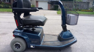 Mobile Scooter CelebrityX 3 Wheel $800 Like New.