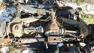 complete part out of a 1988/1986 300zx turbo 2+2 automatic