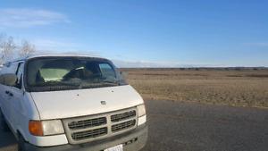 Dodge Ram Van 3500