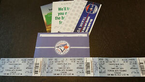 Blue Jays vs Tampa Bay Rays Spring Training Tickets!