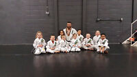 30 Day Free Trial – Kids' Brazilian Jiu Jitsu (BJJ) 5-7yrs