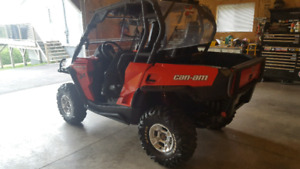 2012 Can Am Commander 1000