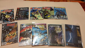 Batman Comics & Booklets