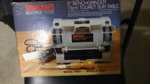 bench top grinder