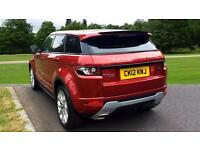 2012 Land Rover Range Rover Evoque 2.2 SD4 Dynamic 5dr (Lux Pack) Automatic Dies