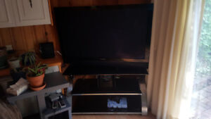 Panasonic TV and stand for Sale