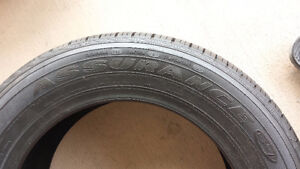 p205/60R16 GOODYEAR ASSURANCE 1 TIRE ONLY London Ontario image 3