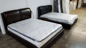 Queen Platform Beds - Delivery Available