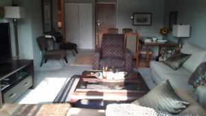 Downtown Duncan,,Dec/Jan/Feb spacous- 2bedroom condo-Senior only