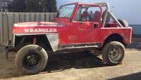 91 Jeep Yj Wrangler