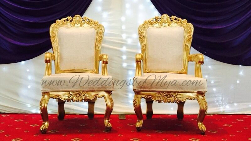 Royal Wedding Chair Hire 199 Chair Cover Rental 79p Wedding