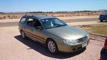 2002 Holden VY Commodore Wagon 3.8L ABS T/C 2SRS elecwindow(F/R) Port Wakefield Wakefield Area Preview