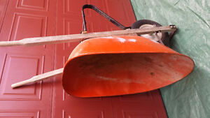 WHEELBARROW big excellent condition, BLOWERS