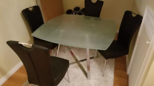 5 Piece Dining Set - Brand New