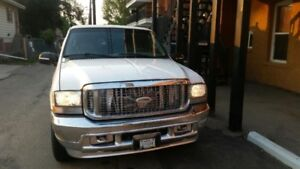 2004 ford excursion limo-limousine  for sale