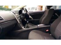2013 Toyota Avensis 2.0 D-4D TR 5dr Manual Diesel Estate