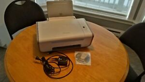 Lexmark 2600 All-In-One Ink Jet Printer