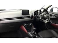 2015 Mazda CX-3 Diesel Hatchback Sport Nav Diesel silver Manual