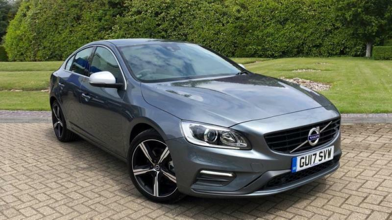 2017 volvo s60 t4 190 petrol 190hp r design automatic. Black Bedroom Furniture Sets. Home Design Ideas