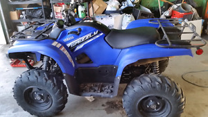 2014 grizzly 700 eps