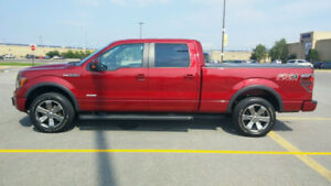 Ford F-150 Roues  Mag 20 pouce avec Pirelli 275/55/20
