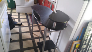 Cheap! Black computer desk