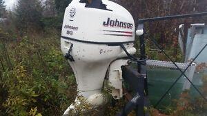 90HP Johnson 2 Stroke 2004
