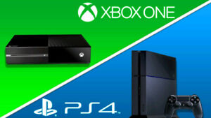 XBOX One 500gb bundle Trade for a PS4 bundle