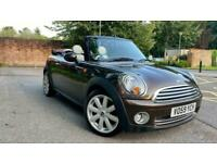 2009 Mini Cooper 1.6 Convertible ✅ Leathers/Brown Roof