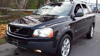 2006 Volvo XC90 2.5L Turbo7seat,LOADED,LEATHER,SUNROOF,CERT$6975