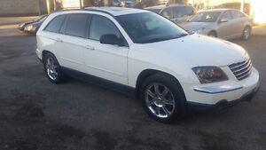 2006 Chrysler Pacifica limited SUV, Crossover
